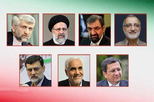 کاندیدایِ پوششی جدید در انتخابات/سرنوشت قالیباف در انتظار جلیلی؟