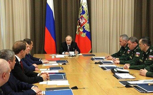 خبر تازه پوتین از تقویت توان هسته ای روسیه