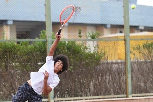 نتایج کامل مرحله یک شانزدهم نهایی تور جهانی تنیس زیر ۱۸ سال ارومیه