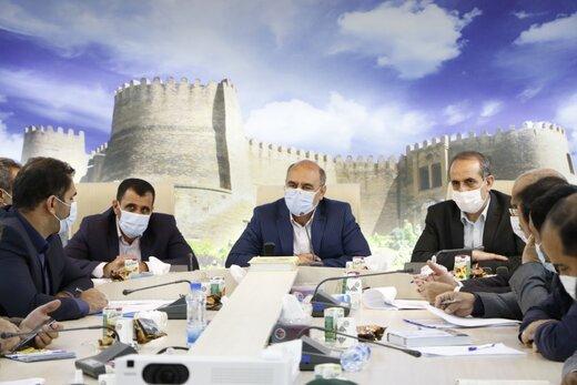 جلسه استانی پیشگیری و رسیدگی به تخلفات انتخاباتی در خرم آباد برگزار شد