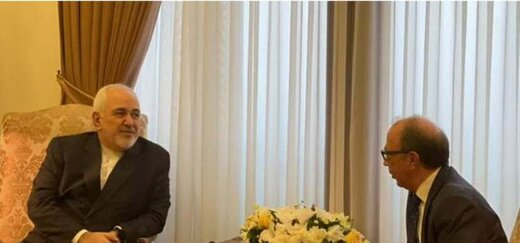 وزیران خارجه ایران و ارمنستان دیدار کردند
