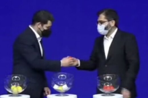ببینید | نشان دادن علامت پیروزی توسط نماینده محسن رضایی در تلویزیون