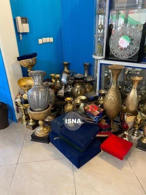 اتفاق عجیب و غریب در باشگاه استقلال/عکس