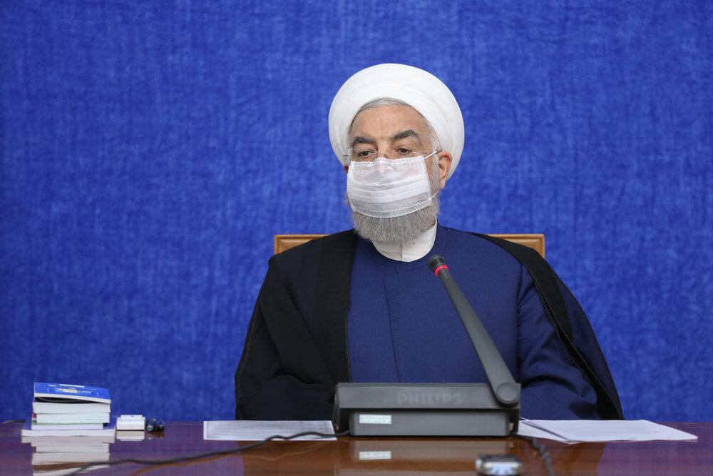 درخواست ویژه روحانی از نامزدهای انتخابات ریاست جمهوری