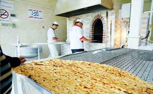 ۲۵۰نانوای متخلف به تعزیرات قزوین معرفی شدند