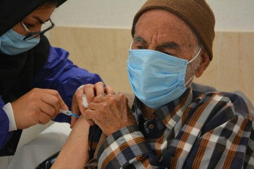 ببینید | سرعت گرفتن قطار واکسیناسیون کرونا در کشور