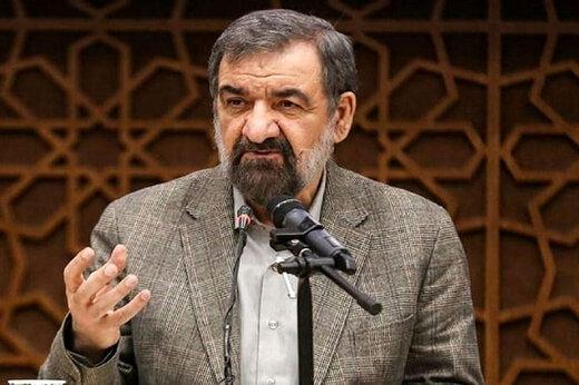ببینید | محسن رضایی خطاب به دادستانی تهران: آقای رئیسی را هم میتوانید تهدید کنید؟