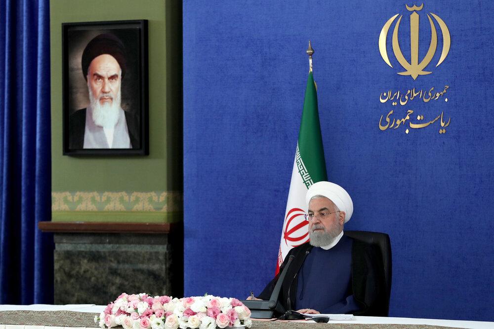 الرئيس روحاني: اللقاح الایرانی لكورونا سیدخل السوق بعد اقل من شهر