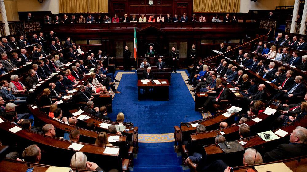 رأیگیری تاریخی پارلمان ایرلند علیه رژیم صهیونیستی