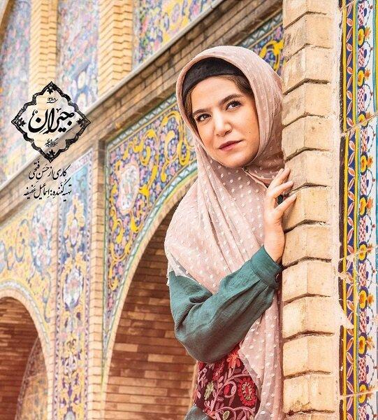 ستاره پسیانی در نقش نقرهِ سریال «جیران»/ عکس