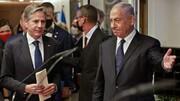 بلینکن به نتانیاهو هشدار داد