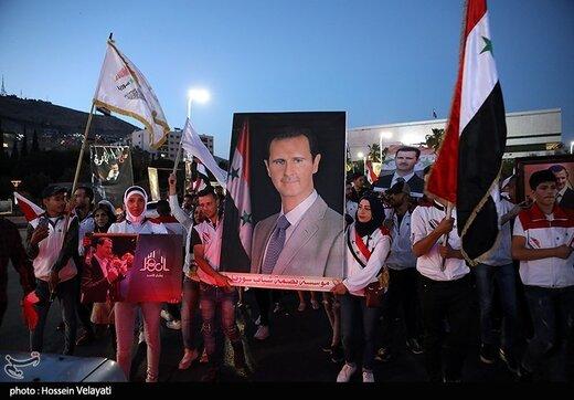 نگاه کشورهای منطقه به پیروزی اسد در انتخابات چیست؟