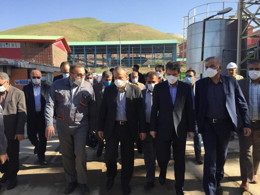 سفر وزیر صمت به آذربایجانغربی