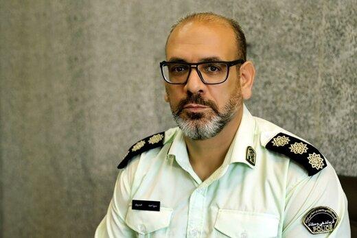 واکنش پلیس به تصاویر منتشر شده از «ارتباط نامتعارف» یکی از «اتباع خارجی» با ایرانیها