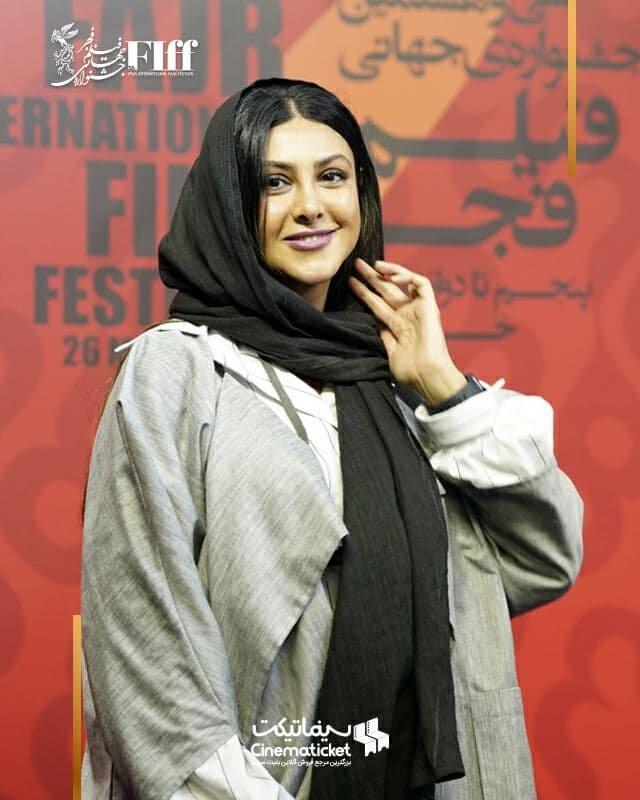 آزاده صمدی، دو فیلم جشنواره جهانی فیلم فجر را معرفی کرد