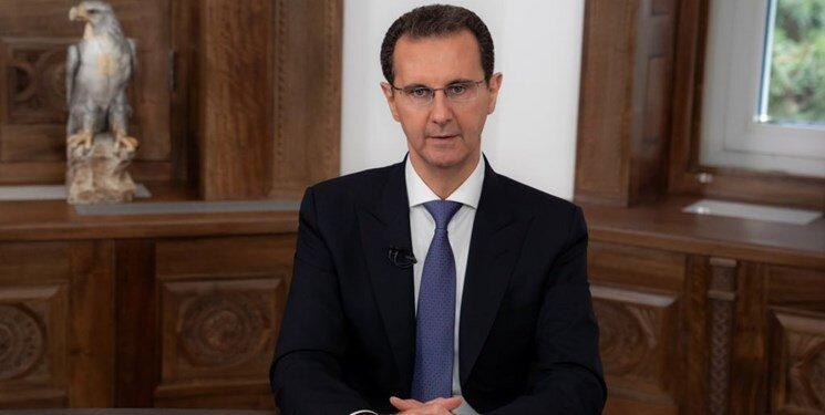 سخنرانی بشار اسد پس از پیروزی