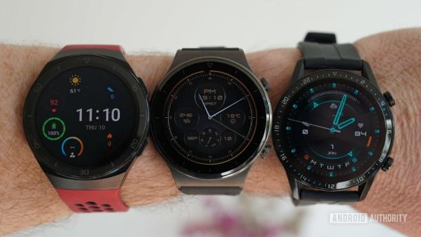 ساعت هوشمند HUAWEI Watch 3با سیستم عامل اختصاصی HarmonyOS به زودی معرفی میشود