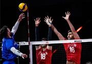 بدشانسی پشت بدشانسی برای تیم ملی والیبال ایران
