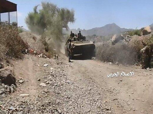 کنترل انصارالله بر دهها پایگاه نظامی در عمق عربستان