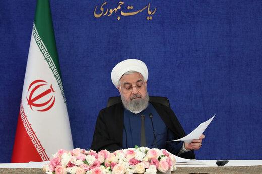الرئيس روحاني يهنئ نظيره الايطالي بمناسبة اليوم الوطني لبلاده