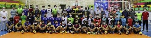 صحت سنجی ۵۲ نوجوانان استان سمنان زیر نظر وکیلی