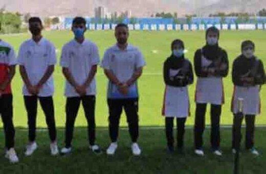 معرفی نفرات برتر مسابقات انتخابی تیمهای ملی نوجوانان و جوانان تیراندازی باکمان
