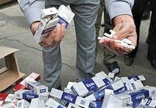 محکومیت میلیاردی قاچاقچی سیگار در قزوین