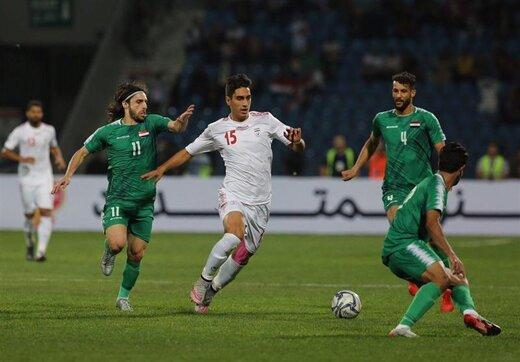 پیروزی پرگل حریف تیم ملی فوتبال ایران مقابل نپال