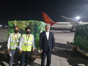 Iran donates 300 Oxygen Concentrators to India