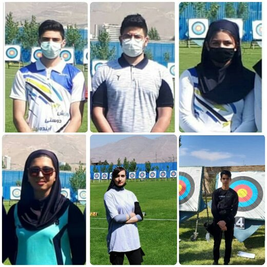 راهیابی ۶ کماندار چهارمحال و بختیاری به اردوی تیم ملی