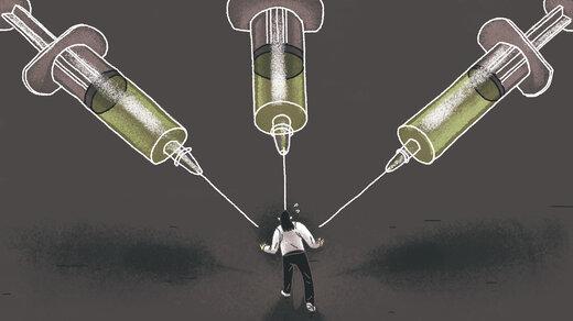 کاسبان واکسنهراسی چه کسانیهستند؟/«واکسن ملی نیازمنداعتمادملی»