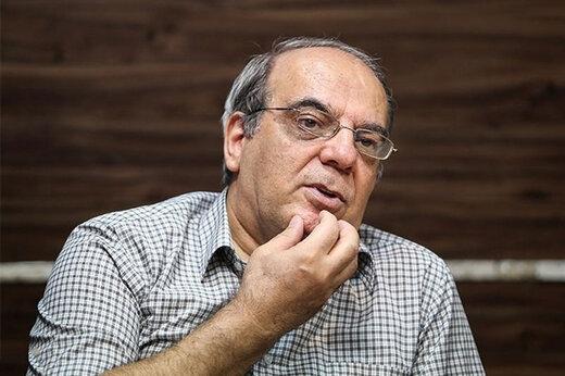 کنایه تند عباس عبدی: یک روحانی درجه چند آیت الله هاشمی را ردصلاحیت کرده، ۱۲ مجتهد و حقوقدان هم هاج و واج نظرش را پذیرفتند