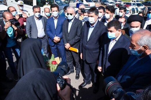 تفاهمنامه ۳ جانبه احداث بیمارستان طالقان امضا شد