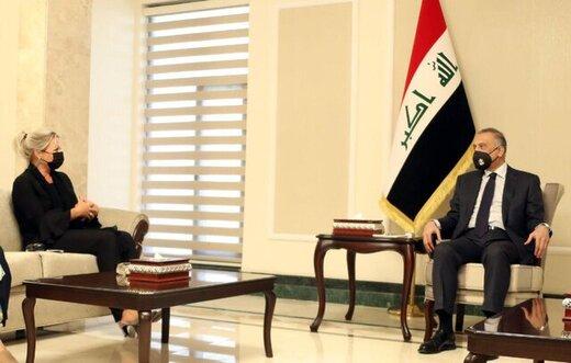 درخواست سازمان ملل برای استعفای الکاظمی