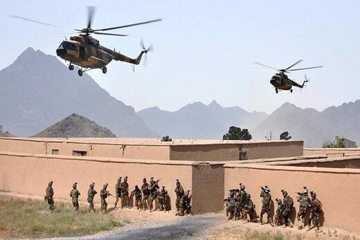 مسئول اطلاعات طالبان با تعدادی از نیروهایش کشته شد