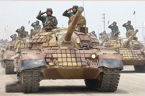 این فناوری نظامی ایران با نمونه آمریکایی برابری می کند +فیلم