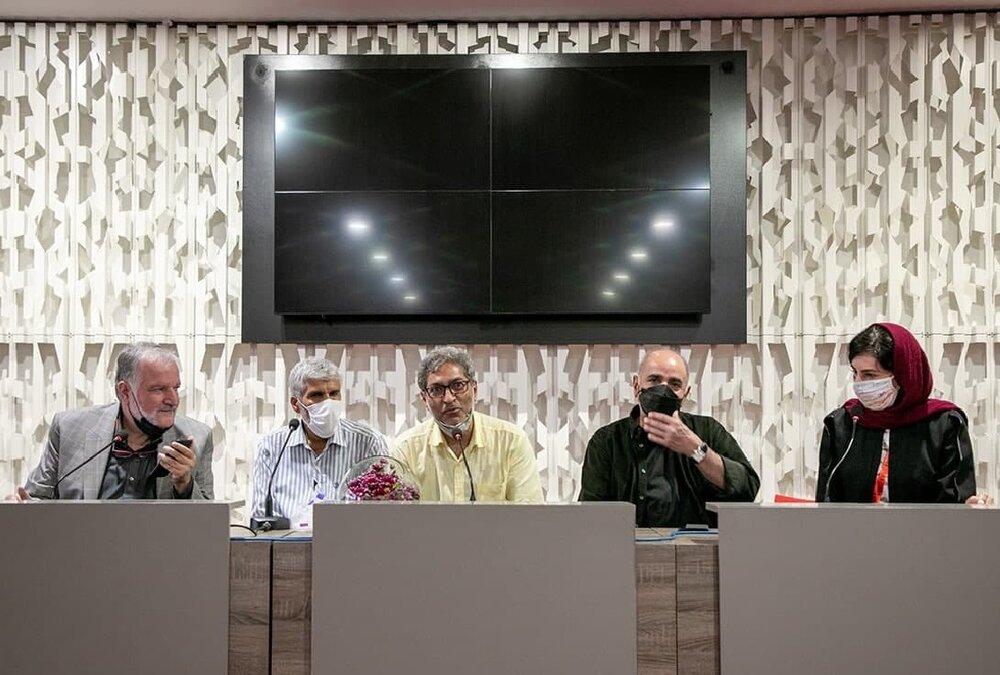 حبیب احمدزاده و پرویز پرستویی، از ساختن فیلم «افسانه بناسان، غول چراغ جادو» گفتند