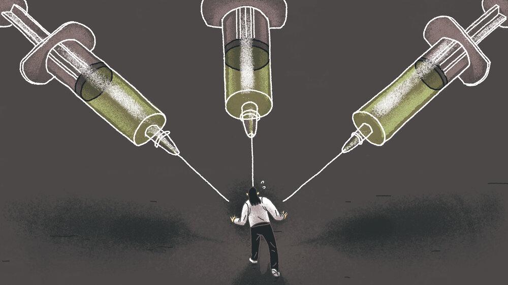 افزایش ناگهانی مرگ و میر بیماران کرونایی/ کشیده شدن بحث بیماری به مناظرهها