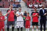 ببینید | وزیر ورزش افغانستان طرفدار پروین و حجازی!