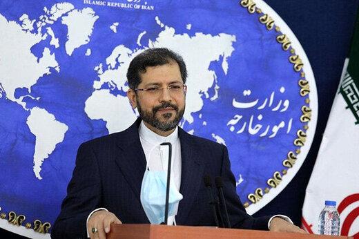 ببینید | واکنش خطیبزاده به تهدید ناوهای جمهوری اسلامی