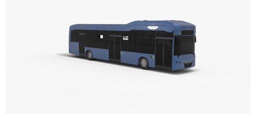 اتفاق مهم درعرصهحمل و نقل عمومی/اولین اتوبوس برقی ایرانی درراه است