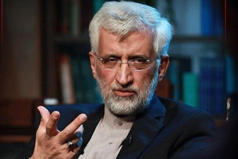 پیشنهاد چالشی حزب کارگزاران به سعید جلیلی
