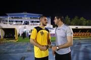 مدافع تیم ملی در ترکیه میماند