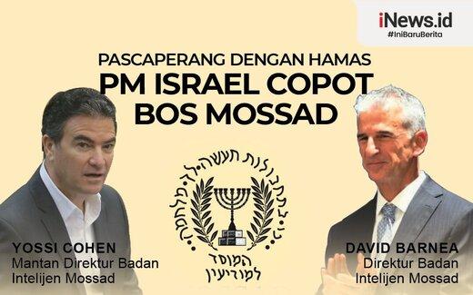 رئیس موساد را برکنار کردید!با قدرت ایران چه میکنید؟/با جاسوس شماره یک که قرار است با ایران بجنگد،آشنا شوید
