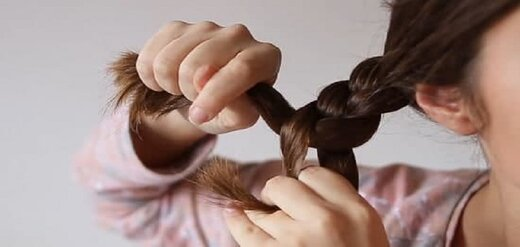 ۶+۱ ترفند برای آرایش مو در منزل در کوتاه ترین زمان ممکن