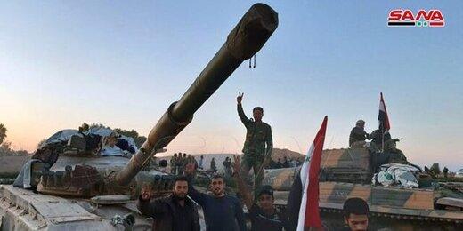 سوریه برای جنگ احتمالی با اسرائیل آماده شد