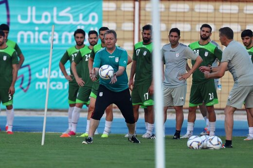 از نظر  AFC هم تیم ملی حق اشتباه ندارد!