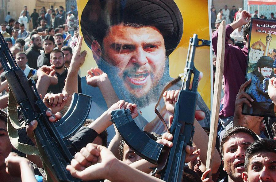 نمایش نظامی مقتدی صدر در عراق؛ با چه هدفی؟
