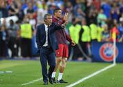 واکنش سرمربی پرتغال به نزدیک شدن «رونالدو» به رکورد علی دایی