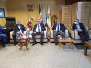 رئیس فدراسیون جهانی پاورلیفتینگ از امکانات ارومیه بازدید کرد / اولین دوره جام باشگاههای جهان مردادماه برگزار میشود
